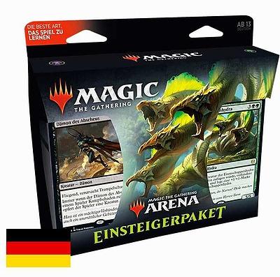 Einfach und sicher online bestellen: MTG M21 Core Set Arena Starter Kit Display in Österreich kaufen.