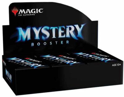 Einfach und sicher online bestellen: Magic the Gathering Mystery Booster Display in Österreich kaufen.