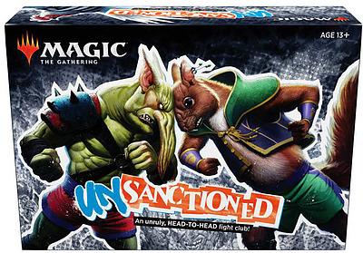Einfach und sicher online bestellen: Magic the Gathering Unsanctioned in Österreich kaufen.
