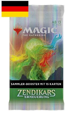 Einfach und sicher online bestellen: MTG Zendikar Rising Collectors Booster in Österreich kaufen.