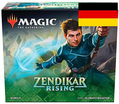 Einfach und sicher online bestellen: MTG Zendikar Rising Bundle Deutsch in Österreich kaufen.