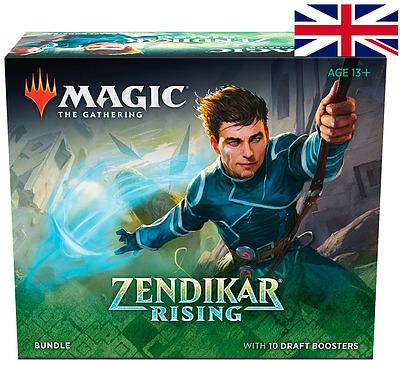 Einfach und sicher online bestellen: MTG Zendikar Rising Bundle in Österreich kaufen.