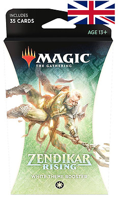 Einfach und sicher online bestellen: MTG Zendikar Rising Theme Booster in Österreich kaufen.