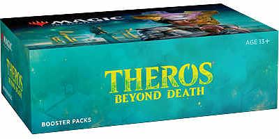 Einfach und sicher online bestellen: MTG Theros Beyond Death Booster Display in Österreich kaufen.