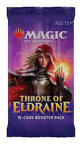 Einfach und sicher online bestellen: MTG Throne of Eldraine Booster in Österreich kaufen.
