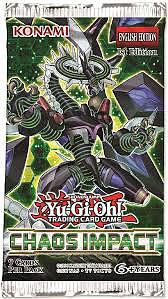 Einfach und sicher online bestellen: Yu-Gi-Oh! Chaos Impact Booster in Österreich kaufen.