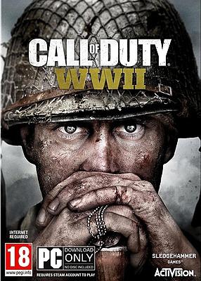 Einfach und sicher online bestellen: Call of Duty: WWII (Englisch/Symbolik/Download) in Österreich kaufen.