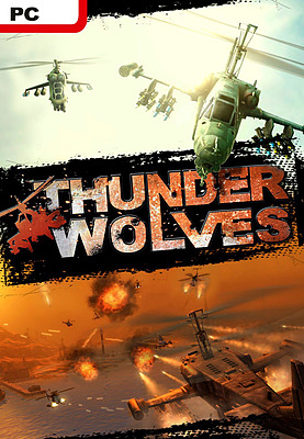 Einfach und sicher online bestellen: Thunder Wolves (Download-Version) in Österreich kaufen.