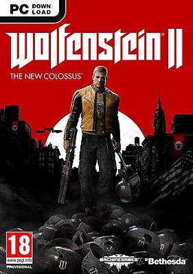 Einfach und sicher online bestellen: Wolfenstein II: The New Colossus (AT/Download) in Österreich kaufen.