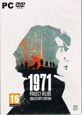 Einfach und sicher online bestellen: 1971 Project Helios Collectors Edition + 6 Boni in Österreich kaufen.