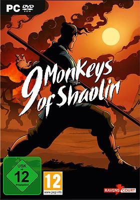 Einfach und sicher online bestellen: 9 Monkeys of Shaolin in Österreich kaufen.