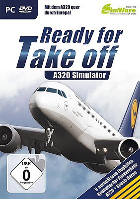 Einfach und sicher online bestellen: A320 Simulator - Ready for Take off in Österreich kaufen.