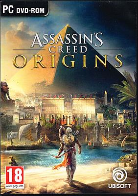 Einfach und sicher online bestellen: Assassin's Creed: Origins + DLC (AT) in Österreich kaufen.
