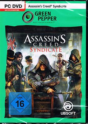 Einfach und sicher online bestellen: Assassin's Creed Syndicate in Österreich kaufen.