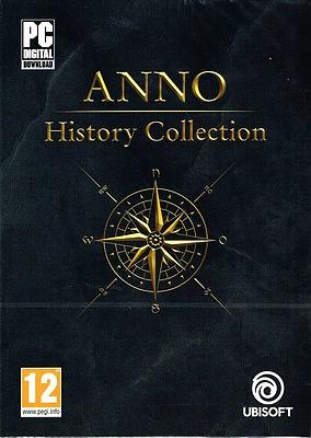 Einfach und sicher online bestellen: Anno History Collection (AT-PEGI) in Österreich kaufen.