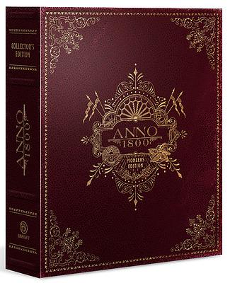 Einfach und sicher online bestellen: Anno 1800 Collectors Edition in Österreich kaufen.