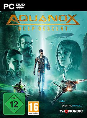 Einfach und sicher online bestellen: Aquanox: Deep Descent (AT-PEGI) in Österreich kaufen.