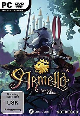 Einfach und sicher online bestellen: Armello Special Edition in Österreich kaufen.