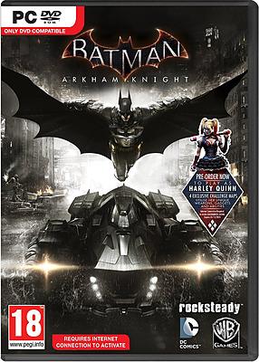 Einfach und sicher online bestellen: Batman: Arkham Knight + DLC (EU-Import) in Österreich kaufen.