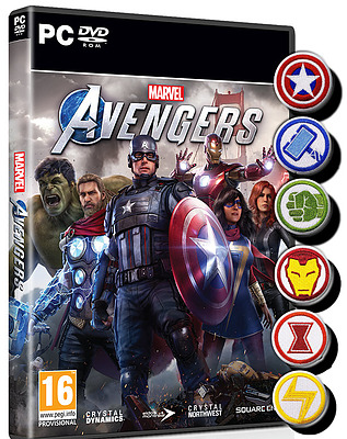 Einfach und sicher online bestellen: Marvel's Avengers + 9 Boni in Österreich kaufen.