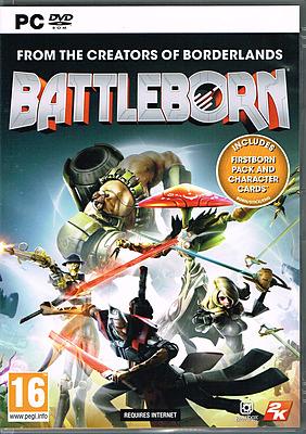Einfach und sicher online bestellen: Battleborn + DLC (EU-Import) in Österreich kaufen.
