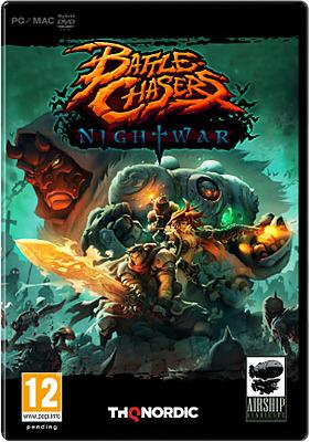Einfach und sicher online bestellen: Battle Chasers: Nightwar (AT-PEGI) in Österreich kaufen.