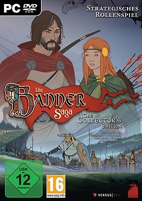 Einfach und sicher online bestellen: The Banner Saga Collectors Edition in Österreich kaufen.