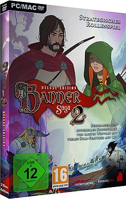 Einfach und sicher online bestellen: The Banner Saga 2 Deluxe Edition in Österreich kaufen.