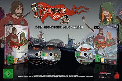 Einfach und sicher online bestellen: The Banner Saga 2 Collectors Edition in Österreich kaufen.