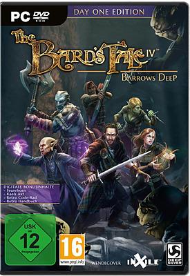 Einfach und sicher online bestellen: The Bard's Tale 4: Barrows Deep Day One Edition in Österreich kaufen.