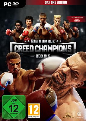 Einfach und sicher online bestellen: Big Rumble Boxing: Creed Champions DayOne in Österreich kaufen.