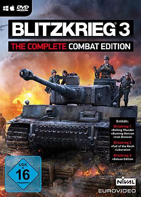 Einfach und sicher online bestellen: Blitzkrieg 3 The Complete Combat Edition in Österreich kaufen.
