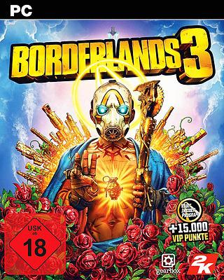 Einfach und sicher online bestellen: Borderlands 3 + 2 Boni  in Österreich kaufen.