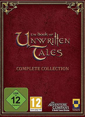 Einfach und sicher online bestellen: The Book of Unwritten Tales Complete Collection in Österreich kaufen.