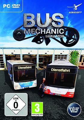 Einfach und sicher online bestellen: Bus Mechanic Simulator in Österreich kaufen.