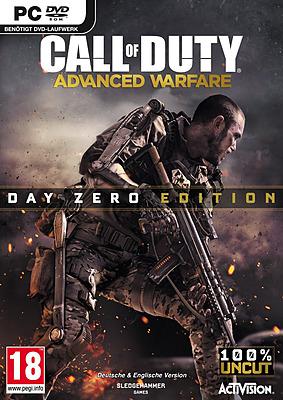 Einfach und sicher online bestellen: Call of Duty: Advanced Warfare DayZero Ed. + 3 DLC in Österreich kaufen.