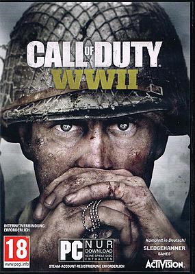 Einfach und sicher online bestellen: Call of Duty: WWII (AT-PEGI) in Österreich kaufen.