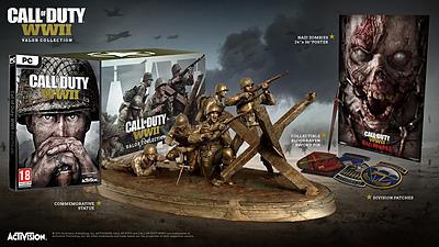 Einfach und sicher online bestellen: Call of Duty: WWII Valor Collection + Spiel (AT) in Österreich kaufen.