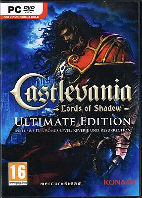 Einfach und sicher online bestellen: Castlevania: Lords of Shadow Ultimate Edition (AT) in Österreich kaufen.