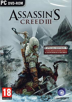 Einfach und sicher online bestellen: Assassins Creed 3 Special Edition (Englisch) in Österreich kaufen.
