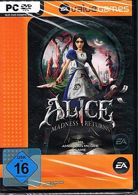Einfach und sicher online bestellen: Alice: Madness Returns in Österreich kaufen.