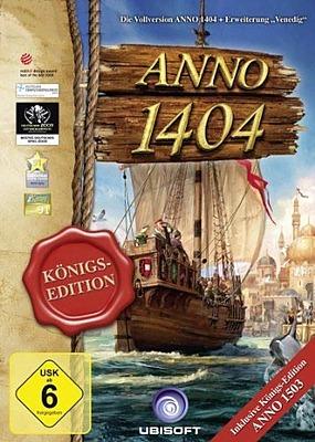 Einfach und sicher online bestellen: Anno 1404 Königsedition Green Pepper in Österreich kaufen.