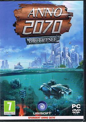 Einfach und sicher online bestellen: Anno 2070: Die Tiefsee (AT-PEGI) in Österreich kaufen.