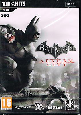 Einfach und sicher online bestellen: Batman: Arkham City (EU-Import) in Österreich kaufen.