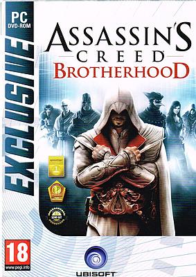 Einfach und sicher online bestellen: Assassins Creed: Brotherhood (AT-PEGI) in Österreich kaufen.