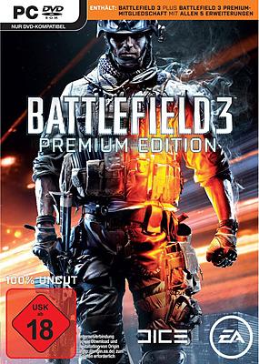 Einfach und sicher online bestellen: Battlefield 3 + Premium Service in Österreich kaufen.