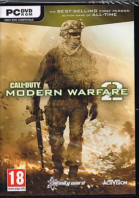 Einfach und sicher online bestellen: Call of Duty: Modern Warfare 2 (EU-Import) in Österreich kaufen.