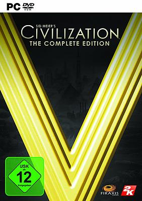 Einfach und sicher online bestellen: Civilization 5 Complete Edition in Österreich kaufen.