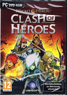 Einfach und sicher online bestellen: Clash of Heroes (AT-PEGI) in Österreich kaufen.