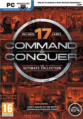 Einfach und sicher online bestellen: Command & Conquer Ultimate Collection (EU-Import) in Österreich kaufen.